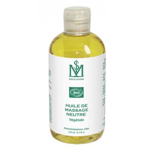 olio da massaggio Medicafarm