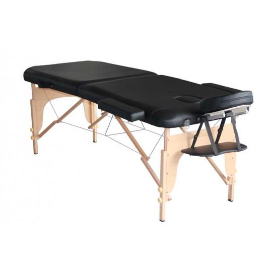 Lettino da massaggio Medriprem nero
