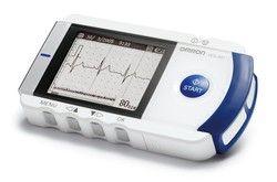 Elettrocardiografo portatile OMRON Heart-Scan HCG-801-E