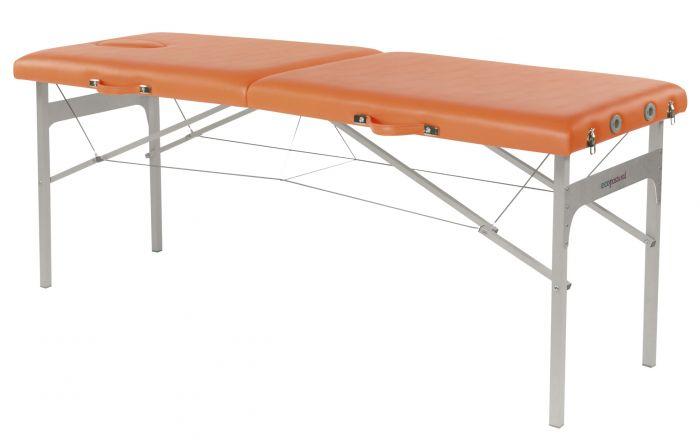Lettino da massaggio con tensori altezza fissa Ecopostural C3412