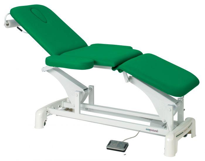 Lettino da massaggio elettrico 3 zone Ecopostural C3536