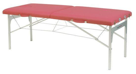 Lettino da massaggio con tensori altezza variabile Ecopostural C3411