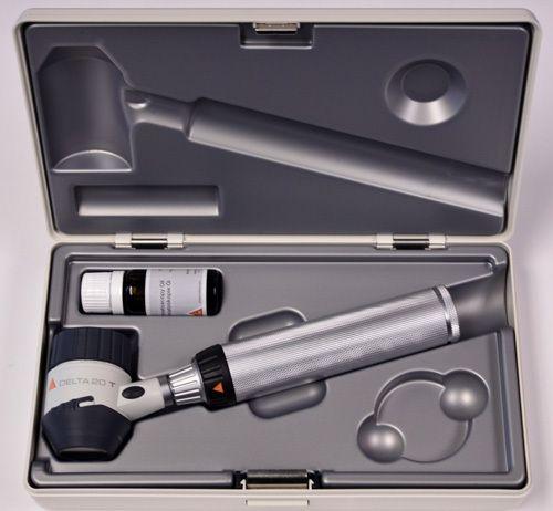 Dermatoscopio Heine Delta 20