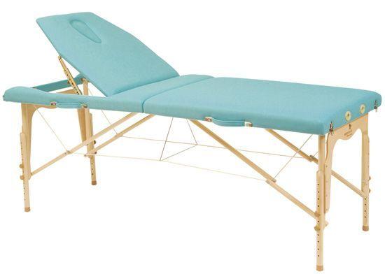 Lettino da massaggio con tensori altezza variabile Ecopostural C3214M61
