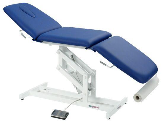 Lettino da massaggio elettrico 3 zone Ecopostural C3588M41