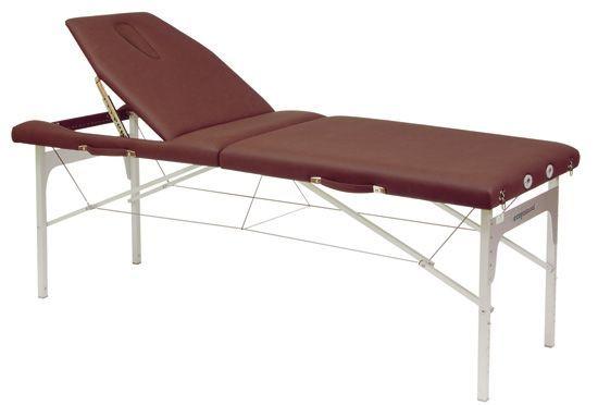 Lettino da massaggio con tensori altezza variabile Ecopostural C3414M61