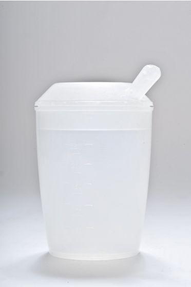 Bicchiere in plastica 200 mL Holtex