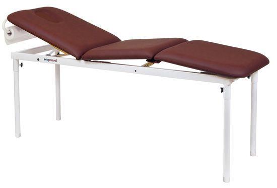 Lettino da massaggio metallico altezza fissa Ecopostural C3519