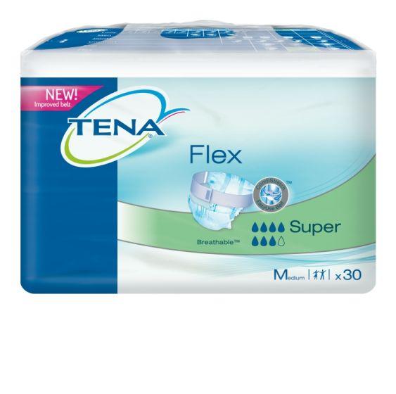 TENA Flex Super Medium pack di 30