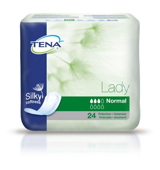 Protezione assorbente TENA Lady Normal pack di 24