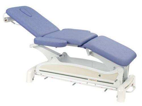 Lettino da massaggio elettrico con barra perimetrale Ecopostural C3556