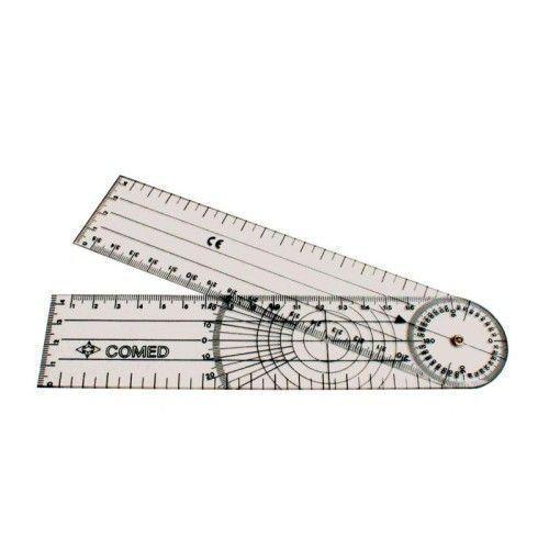 Goniometro in plastica Comed