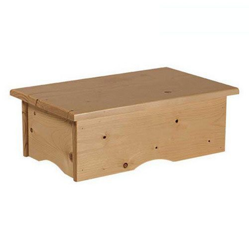 Scaletta in legno Ecopostural A4412