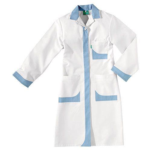 Camicia medica donna maniche lunghe LEN