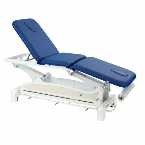 Lettino da massaggio elettrico 3 piani Ecopostural C3547