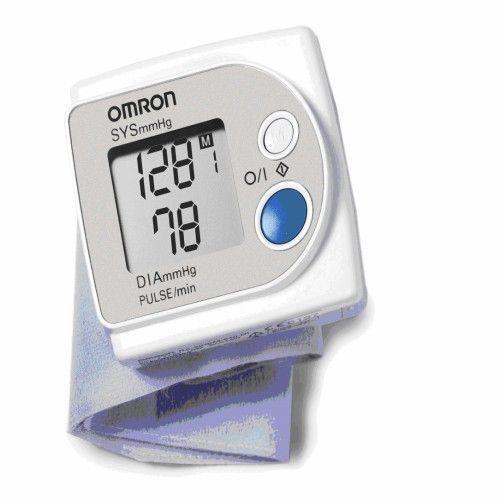 Misuratore di pressione elettronico da polso Omron RX3