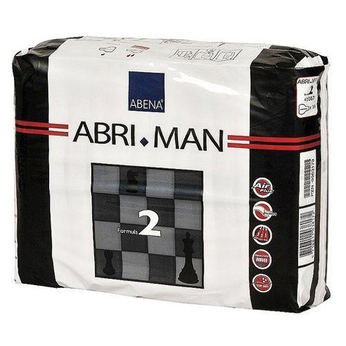Conchiglia per uomo Abri-man Formula 2 Abena-Frantex