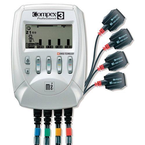 Elettrostimolatore Compex 3 Professional