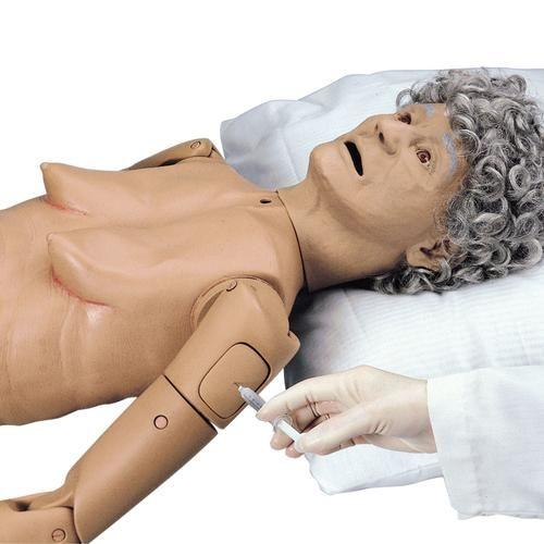 Manichino per assistenza geriatrica W44077 3B Scientific