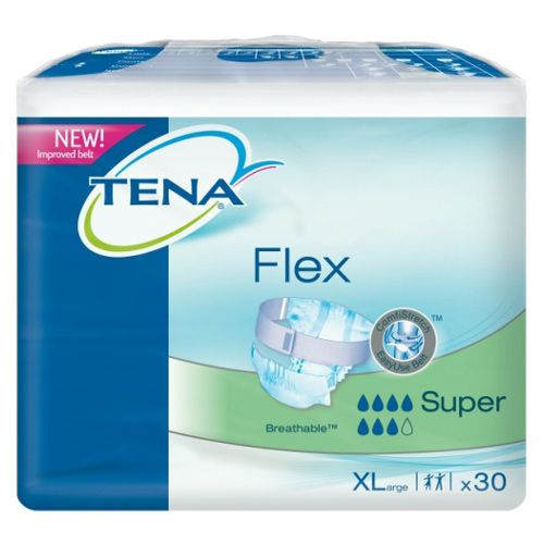 TENA Flex Super Extra-Large pack di 30