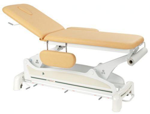 Lettino da massaggio elettrico con barra perimetrale Ecopostural C3534