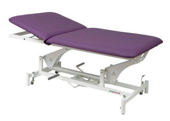 Lettino da massaggio idraulico Ecopostural C3714M82