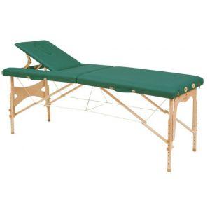 Lettino da massaggio ad altezza variabile con tensori Ecopostural C3209