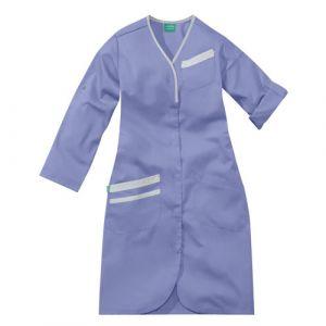 Camice medica da donna NOMIA 8MLC00PC Parma/Bianco