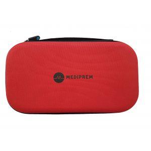 Custodia per stetoscopio Mediprem Rossa