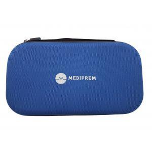 Custodia per stetoscopio Mediprem Blu