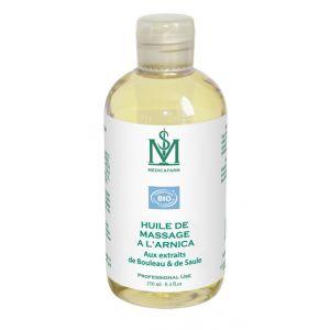 Olio per massaggi all'arnica Bio Medicafarm flacone 250 ml