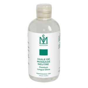 Olio per massaggi neutro premium Medicafarm 250 ml