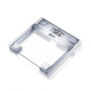 Pesapersone Bioimpedenziometria in vetro Beurer BG 22