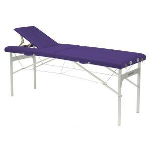 Lettino da massaggio con tensori altezza fissa Ecopostural C3415