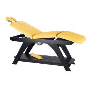 Lettino da massaggio fisso wengué EcoposturalC3259W