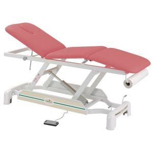 Lettino da massaggio elettrico 3 zone Ecopostural C3512