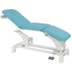 Lettino da massaggio elettrico 3 zone Ecopostural C3537