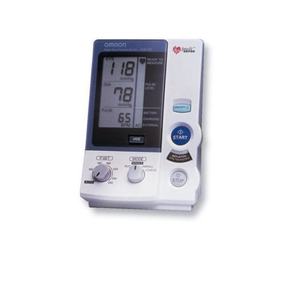 Misuratore di pressione elettronico da braccio Omron 907 HEM-907-E modello professionale