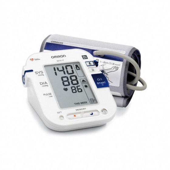 Misuratore di pressione automatico da braccio Omron M10 IT HEM-7080IT-E