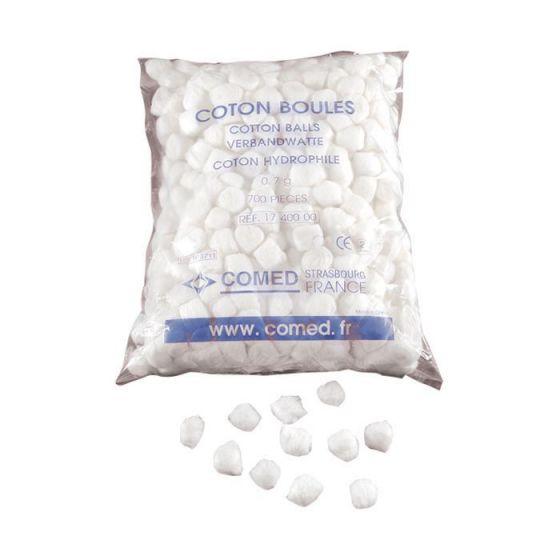 Batuffoli di cotone idrofili Comed sacchetto di 700