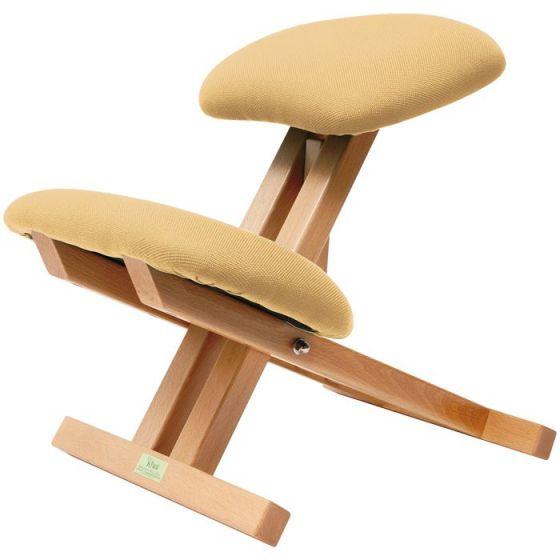 Sedia ergonomica pieghevole Ecopostural S2106
