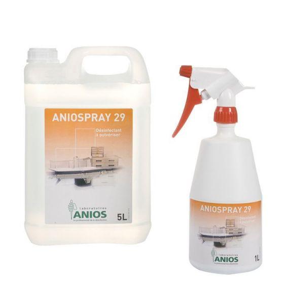 Disinfettante Superficie Aniospray 29