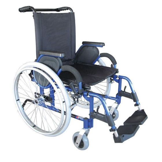 Sedia a rotelle Mobily Alto NV