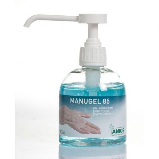 Gel idroalcolico ed anti-batterico Anios Aniosgel 85 blu