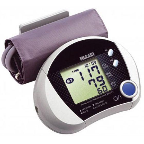 Misuratore di pressione elettronico da braccio Nissei DS 1873