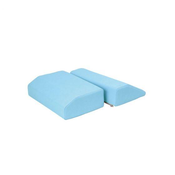 Set di cuscini triangolari Ecopostural A4445