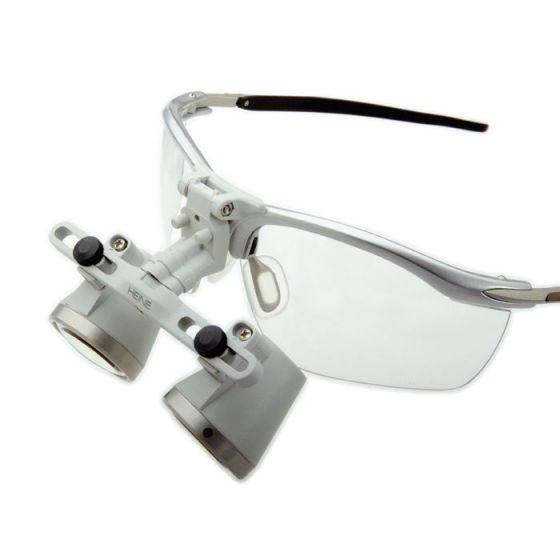 Occhialini binoculari HEINE HR-C con S-Frame