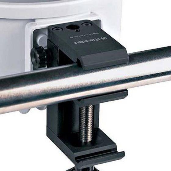 Pinza universale per fissaggio su rotaia del misuratore di pressione Riester Big Ben