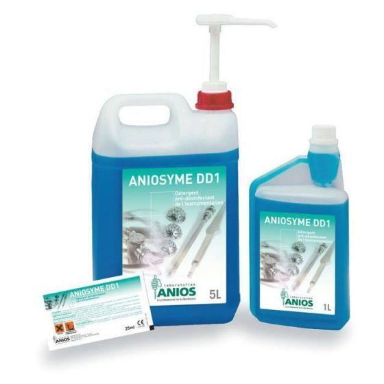 Pre-disinfettante strumenti Aniosyme DD1
