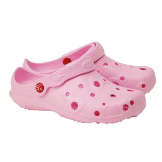 Zoccoli sanitari Schu'zz Globule donna rosa chiaro